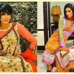 Warda Spring Summer Lawn Collection 2013 005