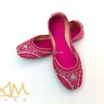 Zari Khussa Mahal Khussa Collection 2013 for Ladies