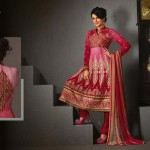 Zobi Fabrics Party Wear Collection 2013 For Women 0010