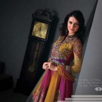 Zobi Fabrics Party Wear Collection 2013 For Women 0011