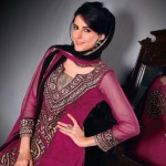 Zobi Fabrics Party Wear Collection 2013 For Women 0012