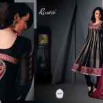 Zobi Fabrics Party Wear Collection 2013 For Women 0013
