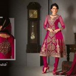 Zobi Fabrics Party Wear Collection 2013 For Women 0016