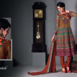 Zobi Fabrics Party Wear Collection 2013 For Women 002