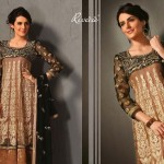 Zobi Fabrics Party Wear Collection 2013 For Women 003