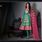 Zobi Fabrics Party Wear Collection 2013 For Women 004