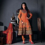 Zobi Fabrics Party Wear Collection 2013 For Women 005
