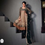 Zobi Fabrics Party Wear Collection 2013 For Women 006