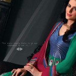 Zobi Fabrics Party Wear Collection 2013 For Women 009