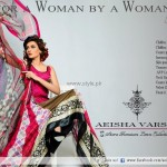 Aeisha Varsey Lawn Collection 2013 for Women