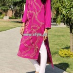 Ahsan Khan Summer Kurta Collection 2013 For Girls 003