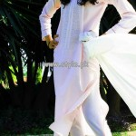Ahsan Khan Summer Kurta Collection 2013 For Girls 005