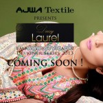 Ajwa Textile Daisy Laurel Collection 2013 003