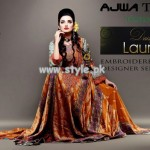 Ajwa Textile Summer Collection 2013 For Women 009