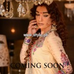 Ajwa Textile Jamdani Collection 2013 For Summer