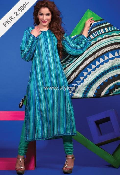 Alkaram Summer 2013 Printed Collection for Women