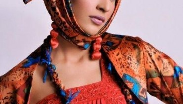 Amna ilyas Pakistani Model
