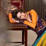 Asim Jofa Premium Summer Lawn Collection 2013 For Women 003