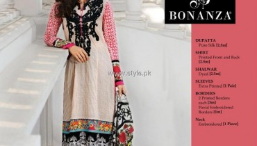 Bonanza Spring Summer Lawn 2013 for Women