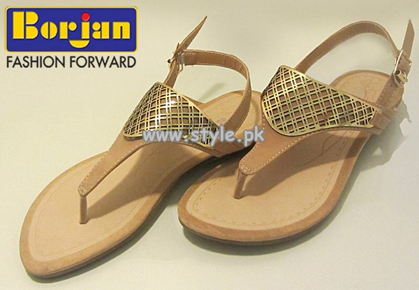 Borjan Shoes Summer Collection For Women 2013 007