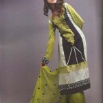 Canvas Lawn Collection 2013 For Women 0010
