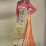 Canvas Lawn Collection 2013 For Women 0019