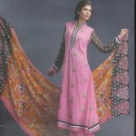 Canvas Lawn Collection 2013 For Women 0020