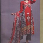 Canvas Lawn Collection 2013 For Women 0022