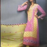 Canvas Lawn Collection 2013 For Women 008