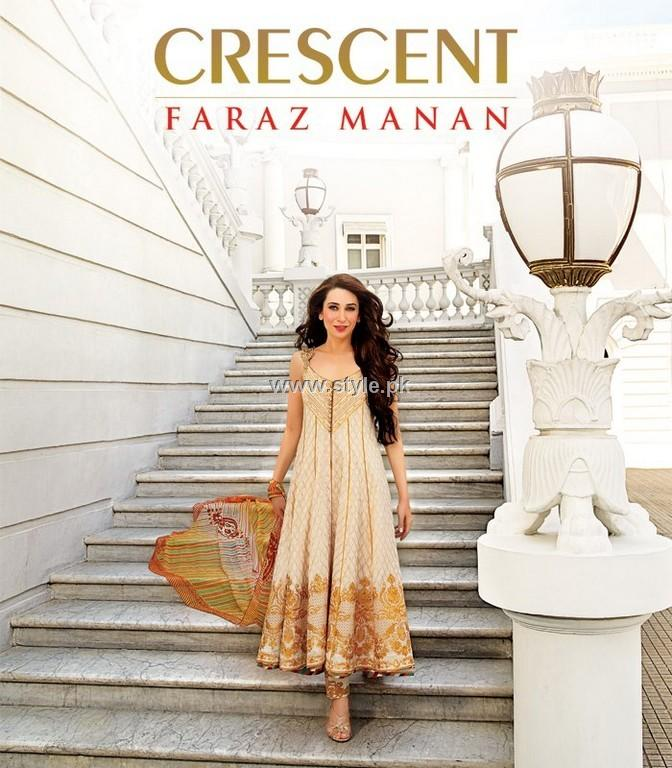 Crescent Lawn 2013 by Faraz Manan Full Catalog 001 pakistani dresses fashion brands