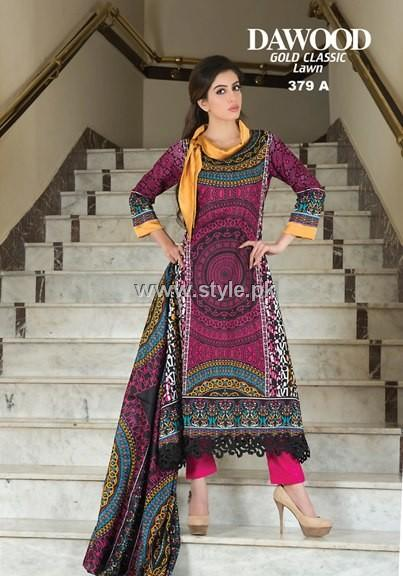 Dawood Gold Classic Lawn 2013 for Women 001 pakistani dresses