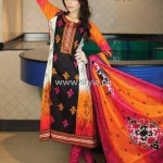 Dawood Gold Classic Lawn 2013 for Women 015