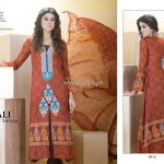 Dawood Lawn 2013 Designer Embroidered Collection 007