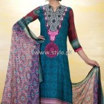 Dawood Lawn 2013 Designer Embroidered Collection 012 150x150 pakistani dresses