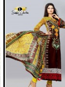 Eiza Lawn 2013 by UA Textile for Women 002