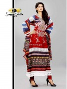 Eiza Lawn 2013 by UA Textile for Women 013
