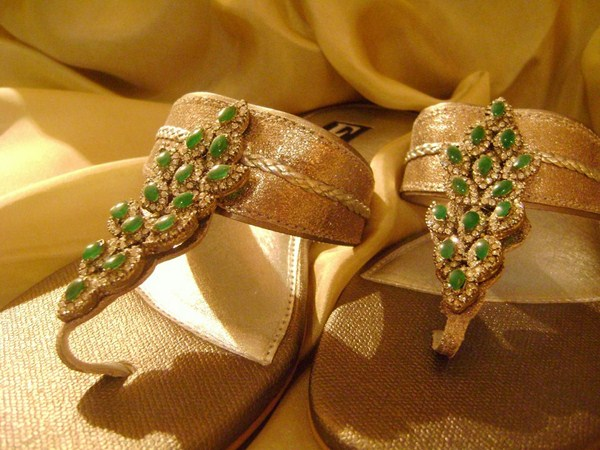 Farah & Fatima Summer Footwear Collection 2013 For Women 008