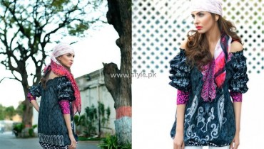 Farah Leghari Signature Lawn 2013 for Women