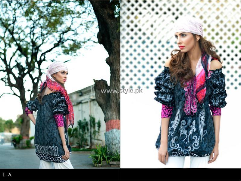 Farah Leghari Signature Lawn 2013 for Women 001 pakistani dresses