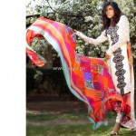Farah Leghari Signature Lawn 2013 for Women 005