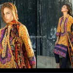Farah Leghari Signature Lawn 2013 for Women 012