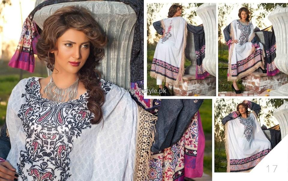 Five Star Lawn Collection 2013 for Women 001 pakistani dresses