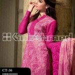 Gul Ahmed Lawn 2013 Collection for Women 010