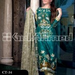 Gul Ahmed Lawn 2013 Collection for Women 011