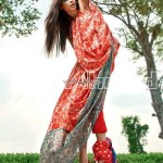 Gul Ahmed Single Lawn 2013 for Women 006