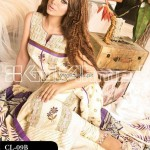 Gul Ahmed Summer 2013 Embroidered Fabrics 001