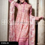 Gul Ahmed Summer 2013 Embroidered Fabrics 004