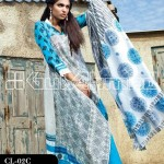 Gul Ahmed Summer 2013 Embroidered Fabrics 005