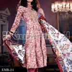 Gul Ahmed Summer 2013 Embroidered Fabrics 006