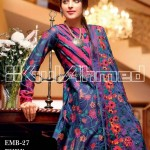 Gul Ahmed Summer 2013 Embroidered Fabrics 008